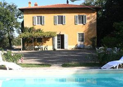 Vakantiehuis met zwembad in Toscane in Mercatale Valdarno (Italië)