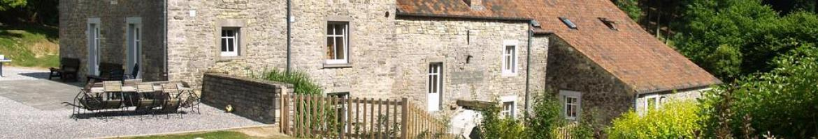 Book a nice holiday house in Durbuy, Ardennen