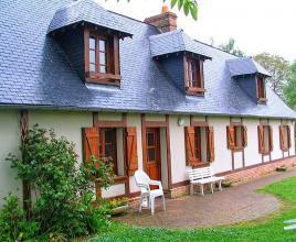 Casa vacanze in Bailleul-Neuville, in Normandie.