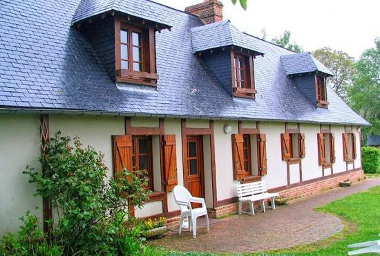 Holiday house in Bailleul-Neuville, Normandy -