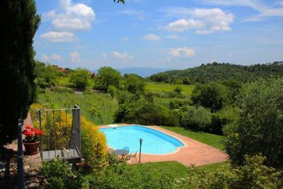 Vakantiehuizen met zwembad Toscane