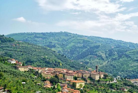 Holiday house in Massa e Cozzile, Tuscany - Massa