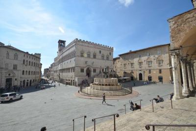 Locations Perugia