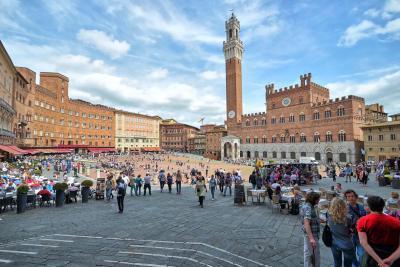 Locations Siena