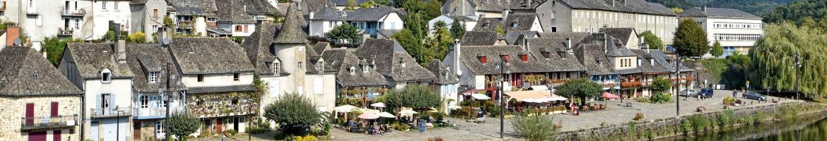 Book a nice holiday house in Saint-Pantaléon-de-Larche, Dordogne-Limousin