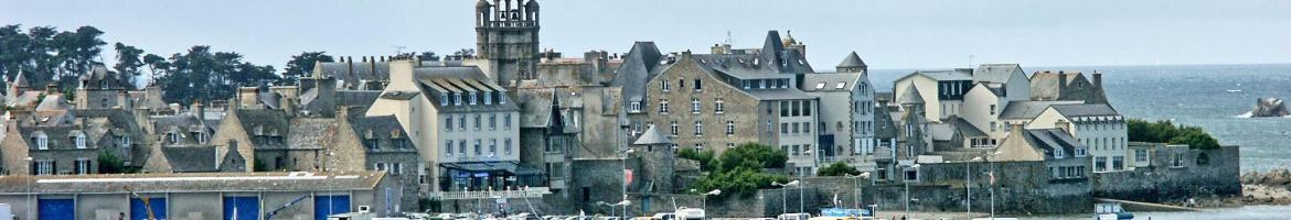 Book a nice holiday house in Locquirec, Bretagne