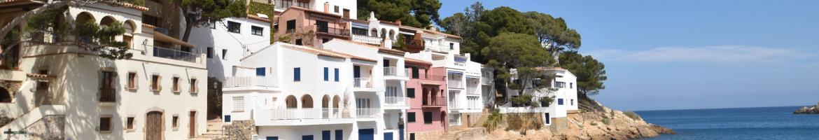Book a nice holiday house in Palafrugell, Costa Brava