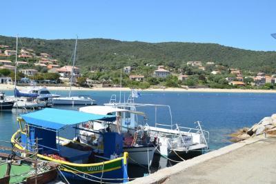 Vakantiehuizen aan zee Corsica