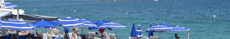 Vakantiehuizen in de Var aan zee en strand