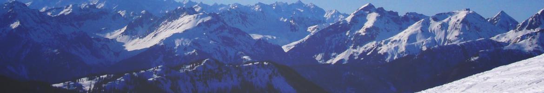 Vakantiehuizen en chalets in Savoie, Franse Alpen