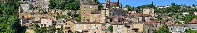 Vakantiehuizen in de Lot met privé zwembad, in Occitanie