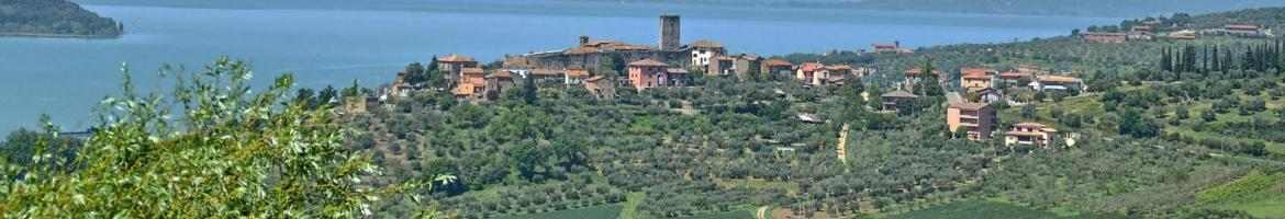 Book a nice holiday house in Valbiancara, Umbria