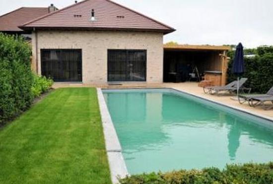 Vakantiehuis in Hertsberges, West-Vlaanderen - Het huis