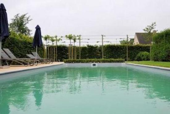 Vakantiehuis in Hertsberges, West-Vlaanderen - Zwembad