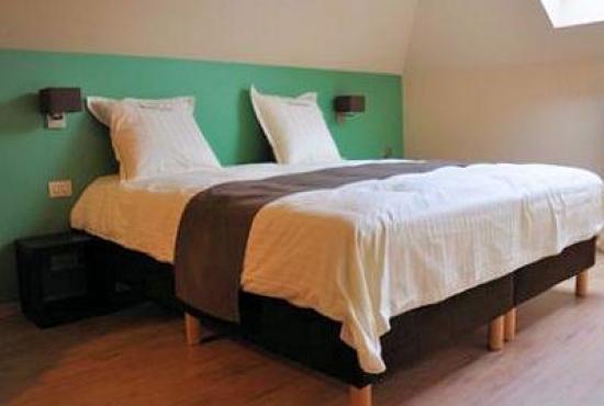 Vakantiehuis in Hertsberges, West-Vlaanderen - Slaapkamer