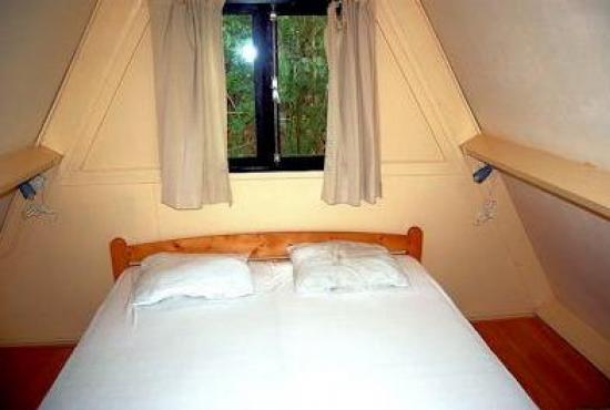 Holiday house in Durbuy, Ardennes - Photo example of the bedroom