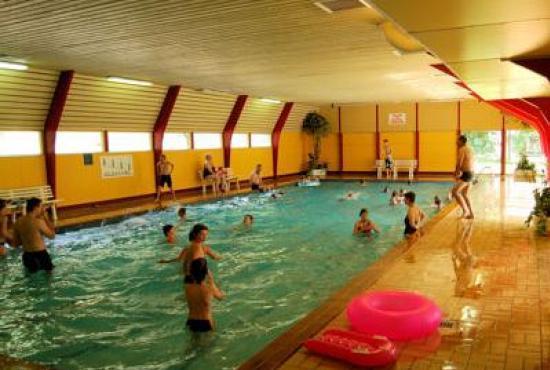 Ferienhaus in  Durbuy, Ardennen - Gemeinsames Schwimmbad