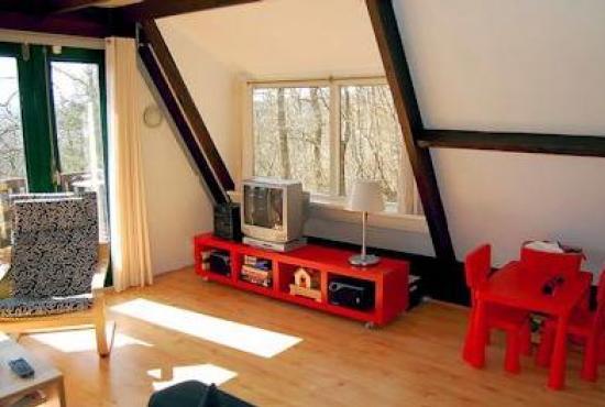 Vakantiehuis in Durbuy, Ardennen - Voorbeeldfoto woonkamer