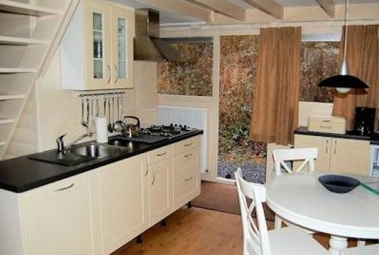 Casa vacanza in Durbuy, Ardenne - Foto esemplare della cucina