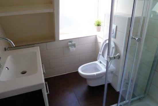 Vakantiehuis in Durbuy, Ardennen - Voorbeeldfoto badkamer