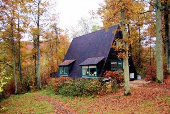 Holiday house in Durbuy, Ardennes - Photo example of the hause