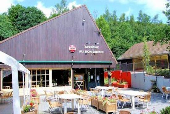 Holiday house in Durbuy, Ardennes - Restaurant