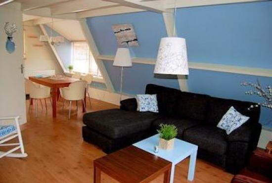 Holiday house in Durbuy, Ardennes - Example photo of the livingroom
