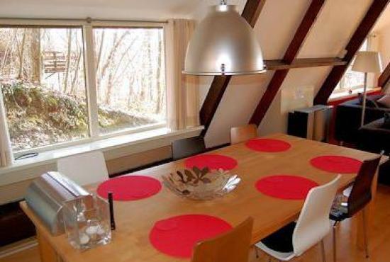 Location de vacances en Durbuy, Ardennes - Photo exemple du salon