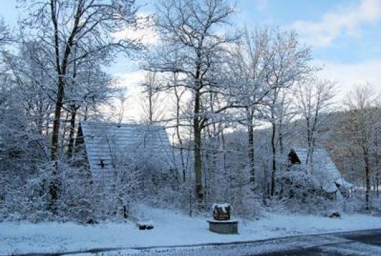 Location de vacances en Durbuy, Ardennes - Photo exemple maison