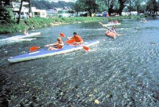 Location de vacances en Durbuy, Ardennes - Lac