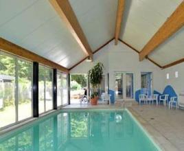 Vakantiehuis met zwembad in Ardennen in Barvaux (België)