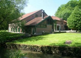 Casa vacanze con piscina in Hamoir, in Ardenne.