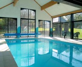 Vakantiehuis met zwembad in Ardennen in Durbuy (België)