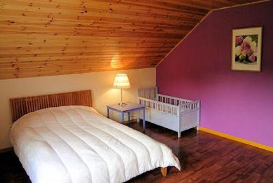 Vakantiehuis in Trois-Ponts, Ardennen - Slaapkamer