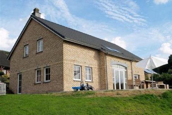 Vakantiehuis in Trois-Ponts, Ardennen - Het huis