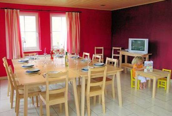 Vakantiehuis in Trois-Ponts, Ardennen - Eetkamer