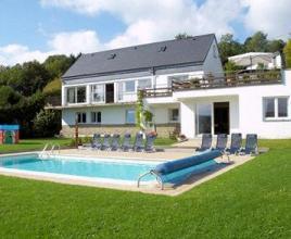 Vakantiehuis met zwembad in Ardennen in Aywaille (België)