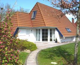 Vakantiehuis in Dorum-Neufeld aan zee, in Niedersachsen.