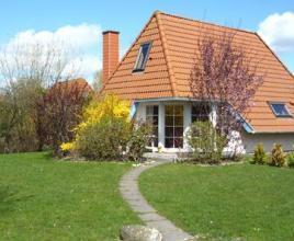 Ferienhaus in Dorum-Neufeld am Meer, in Niedersachsen.