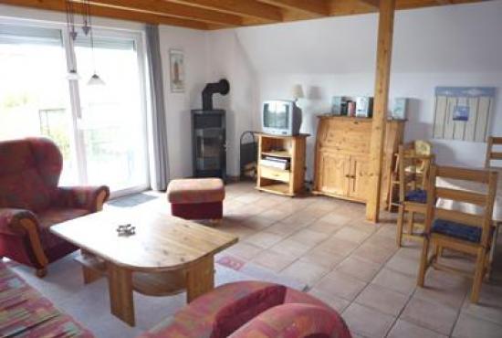 Vakantiehuis in Dorum-Neufeld, Niedersachsen - Voorbeeldfoto woonkamer