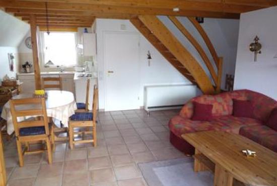 Vakantiehuis in Dorum-Neufeld, Niedersachsen - Voorbeeldfoto zithoek