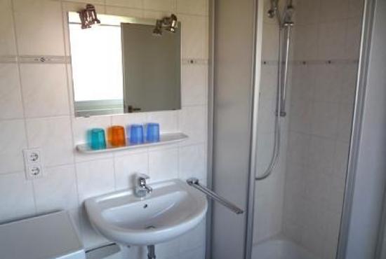 Vakantiehuis in Dorum-Neufeld, Niedersachsen - Voorbeeldfoto badkamer
