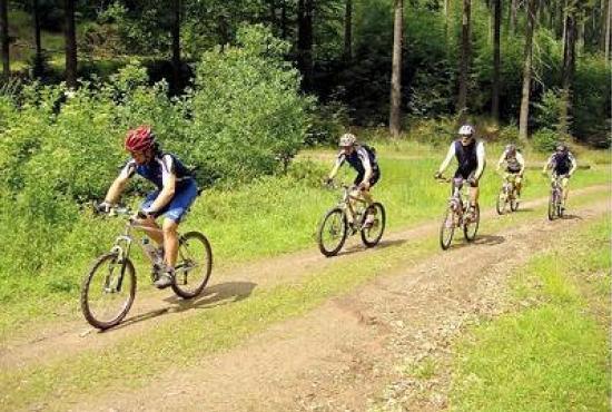 Location de vacances en Ronshausen, Hessen - Promenades à vélo