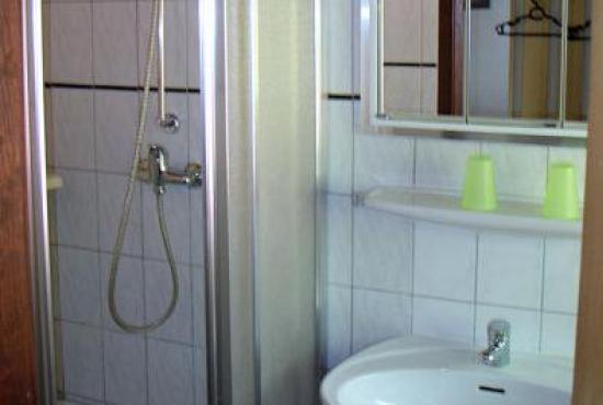 Location de vacances en Ronshausen, Hessen - Photo exemple de la salle de bains