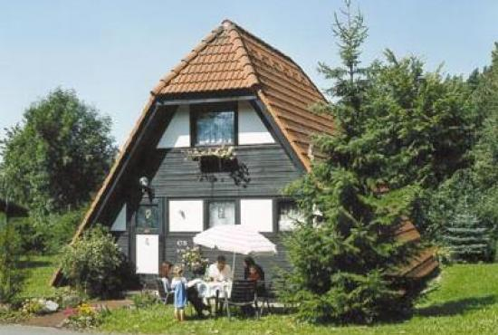 Holiday house in Ronshausen, Hessen - Photo example of the outside