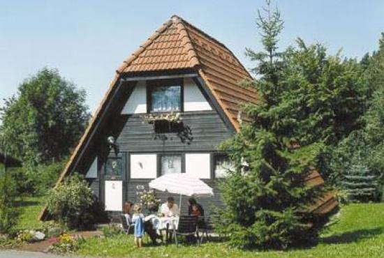 Vakantiehuis in Ronshausen, Hessen - Voorbeeldfoto exterieur