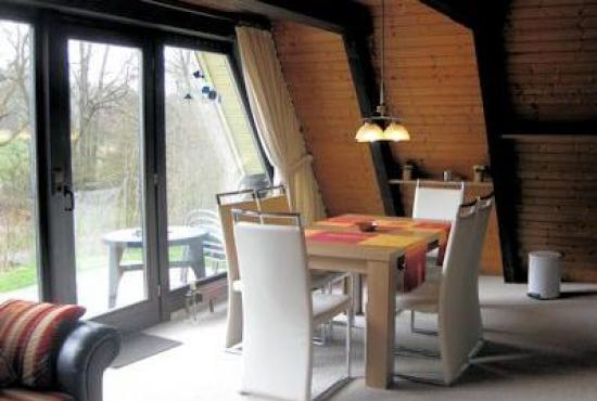 Location de vacances en Ronshausen, Hessen - Photo exemple du coin repas