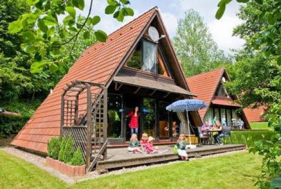 Vakantiehuis in Ronshausen, Hessen - Voorbeeldfoto van het huis