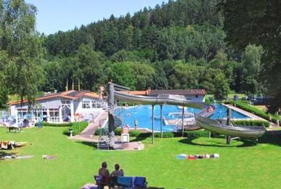 Casa vacanza in Ronshausen, Hessen - legenda:3510:label