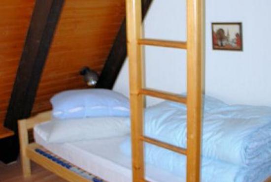 Vakantiehuis in Ronshausen, Hessen - Voorbeeldfoto slaapkamer